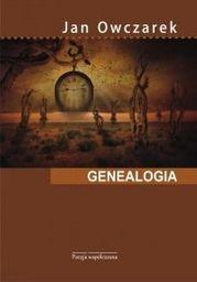 Sowello Genealogia. Tomik poezji współczesnej