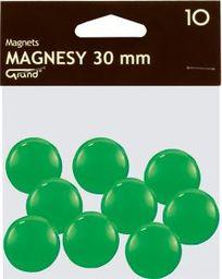 KW Trade Magnesy Grand 20 mm zielone op. 10 sztuk