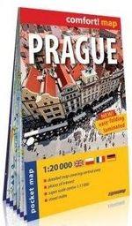 Comfort!map Plan miasta Praga 1:20 000