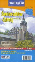 Przewodnik ilustrowany z mapami Świeradów-Zdrój w.2018