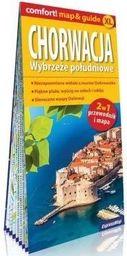 Comfort! map&guide Chorwacja 2w1 w.południowe