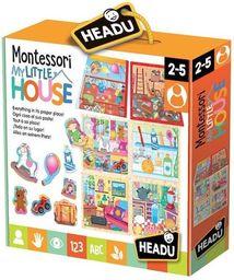 Headu Montessori Mój Mały Domek HEADU