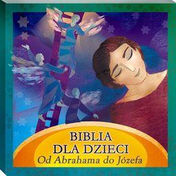 Biblia dla dzieci. Od Abrahama CD