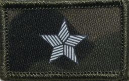 Sortmund Stopień (termonadruk) do czapki kepi Straży Granicznej - chorąży