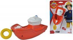 Simba Strażak Sam Łódka napędzana Titan