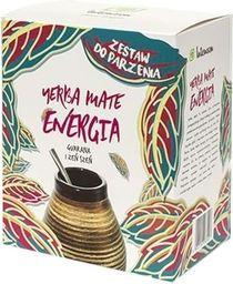 Elizabeth Arden Intenson Yerba Mate Energia 150g + Naczynko Ceramiczne + Bombilla ZESTAW
