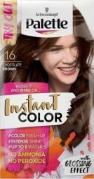 Palette Szampon koloryzujący Instant Color 16 Czekoladowy Brąz