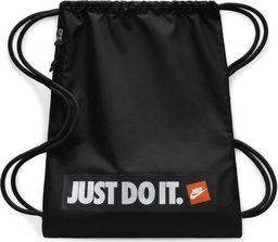 Nike Plecak Worek Nike Heritage GMSK BA5430 016 BA5430 016 czarny