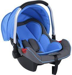 Fotelik samochodowy FUN BABY Lupi 0-10kg  Niebieski
