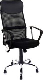 IMAGGIO Fotel biurowy wentylowany XENOS COMPACT czarny