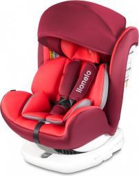 Fotelik samochodowy Lionelo Fotelik 0-36 kg BASTIAAN czerwony