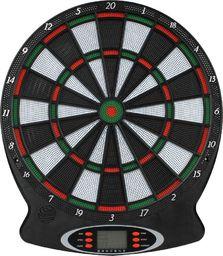 Tarcza dart elektroniczna duża + 6 rzutek + zasilacz (U-503)