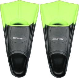 Aqua-Speed Płetwy Treningowe zielone r. 33-34 (2740-38)
