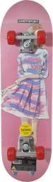 Deskorolka Axer Sport dla dzieci 28' 71X20 cm różowa (A26694)
