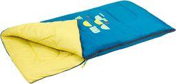 Śpiwór Junior niebiesko-żółty (21NT-PEG)