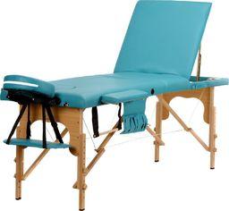 Bodyfit Stół, łóżko do masażu 3 segmentowe + dodatki + torba gratis (500)