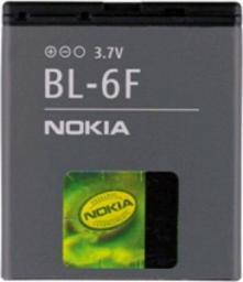 Bateria Nokia BL-6F bulk 1200 mAh