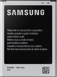 Bateria  Galaxy S4 mini,   4 pin,  1900 mAh (EB-B500BE)