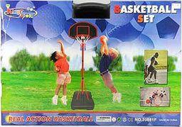 Gra Koszykówka  190cm  z piłką i pompką EB004967