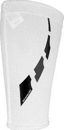 Nike Opaski piłkarskie Guard Lock Elite Sleeves białe r. XL (SE0173 103)