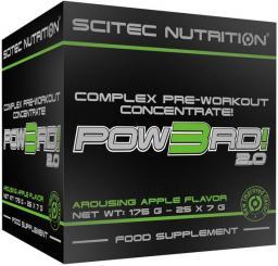 Scitec Nutrition Pow3rd 2.0 gruszka 1 saszetka