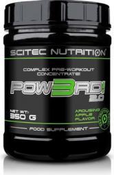 Scitec Nutrition Pow3rd 2.0 wiśnia 25 saszetek
