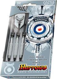 Harrows Rzutki Softip Silver Arrow srebrne 18g (H0021-18)