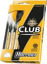 Harrows Rzutki Steeltip Club Brass 19g (H0068-19)
