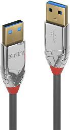 Kabel USB LINDY 3.0 Typ A Cromo Line 2m