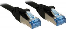 Lindy Patchcord  Cat6A,  S/FTP,  LSOH, 0.30m (47175)