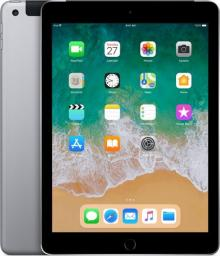Tablet Apple iPad (2018) LTE 32GB Space Grey (MR6Y2FD/A)