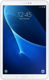 """Tablet Samsung Galaxy Tab A 10.1"""""""" 32 GB 4G LTE Biały (SM-T585NZWEDBT)"""