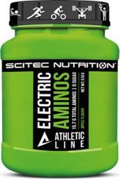 Scitec Nutrition Al Eletric Aminos 570g - apple
