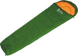 Victoria Sport Śpiwór nepal 210x80/50cm zielony royokamp