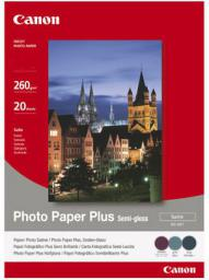 Canon Photo Paper Plus Semi-gloss SG201 A3 (1686B029AA) satynowy |10 ark