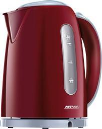 Czajnik MPM 1,7L czerwony (MCZ-85/B2)