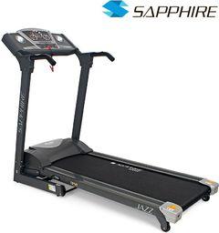 Sapphire Bieżnia treningowa SG-2100T JAZZ czarna