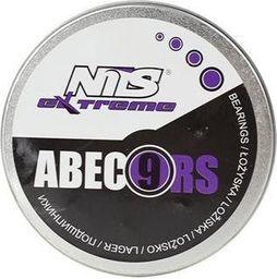 NILS Extreme Łożyska ABEC-9 RS 8szt. (16-31-030)