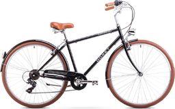 Victoria Sport Rower Romet Vintage M 28'' czarny r. L 18
