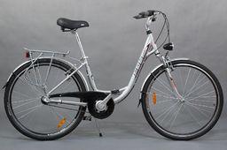 Victoria Sport Rower Miejski Folta Fioni 17.5 srebrny