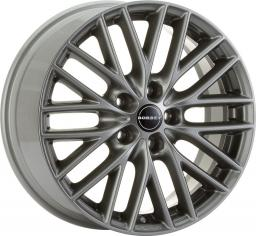 Borbet BS5 Metal Grey 7.5x17 5x112 ET50
