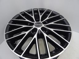 Felga Borbet BS5 Black Polished 7x16 5x115 ET40