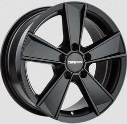 Carmani CA10 Matt Black 6.5x16 5x105 ET39
