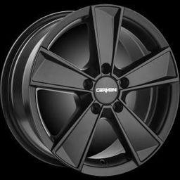 Carmani CA10 Matt Black 6.5x16 5x115 ET41