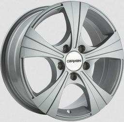 Carmani CA11 Silver 6.5x16 5x105 ET39