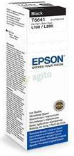 Epson tusz C13T66414A (black)