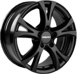 Carmani CA9 Matt Black 6.5x15 5x114.3 ET45
