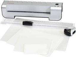 Laminator Genie 4 w 1 (laminator, trymer, folie, zaokrąglacz rogów) (12326)
