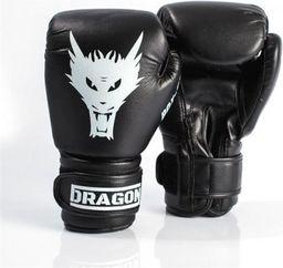 Victoria Sport Rękawice bokserskie Dragon Box Star czarne r. 10oz