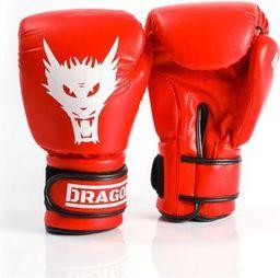 Victoria Sport Rękawice bokserskie Dragon Box Star czerwone r. 10oz
